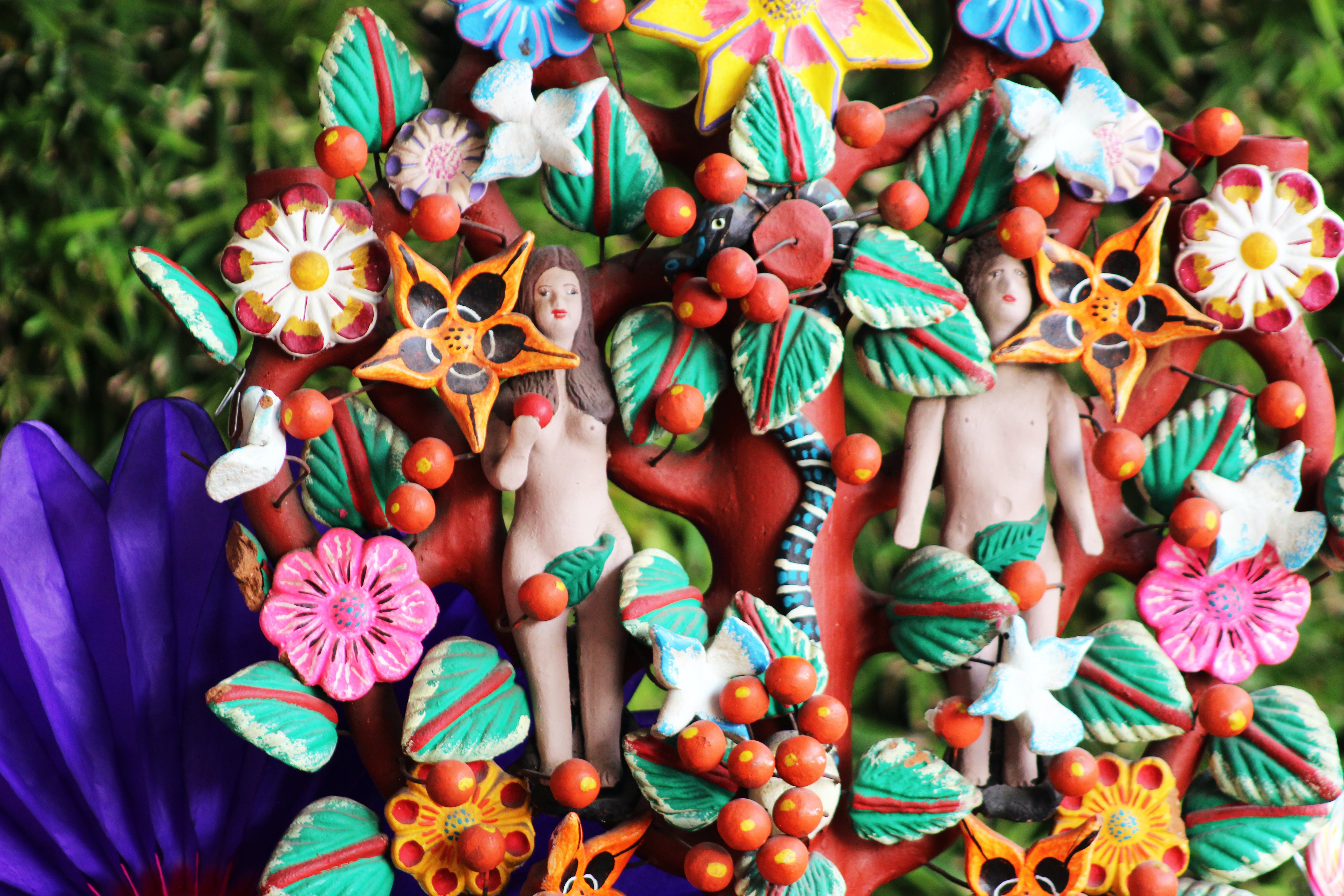 Free stock photo of christianity, garden, mexican, religion