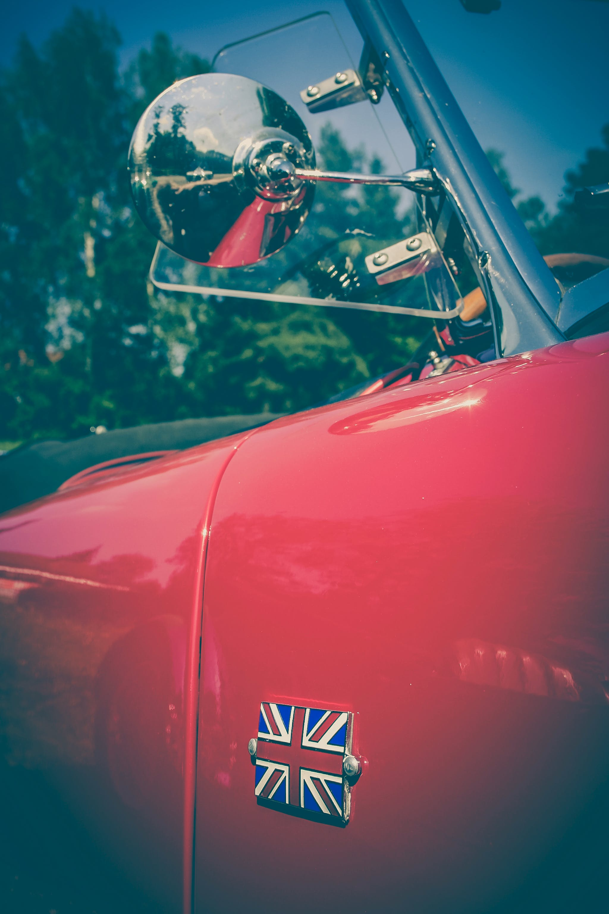 Free stock photo of car, vintage, chrome, classic