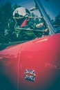 car, vintage, chrome