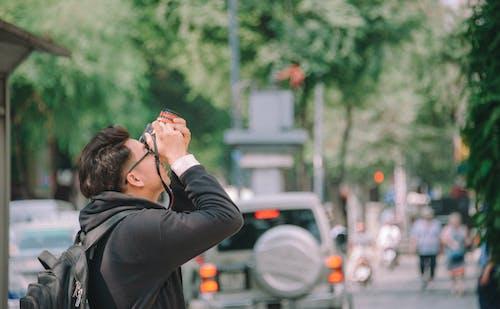 거리, 걷고 있는, 경치, 공원의 무료 스톡 사진
