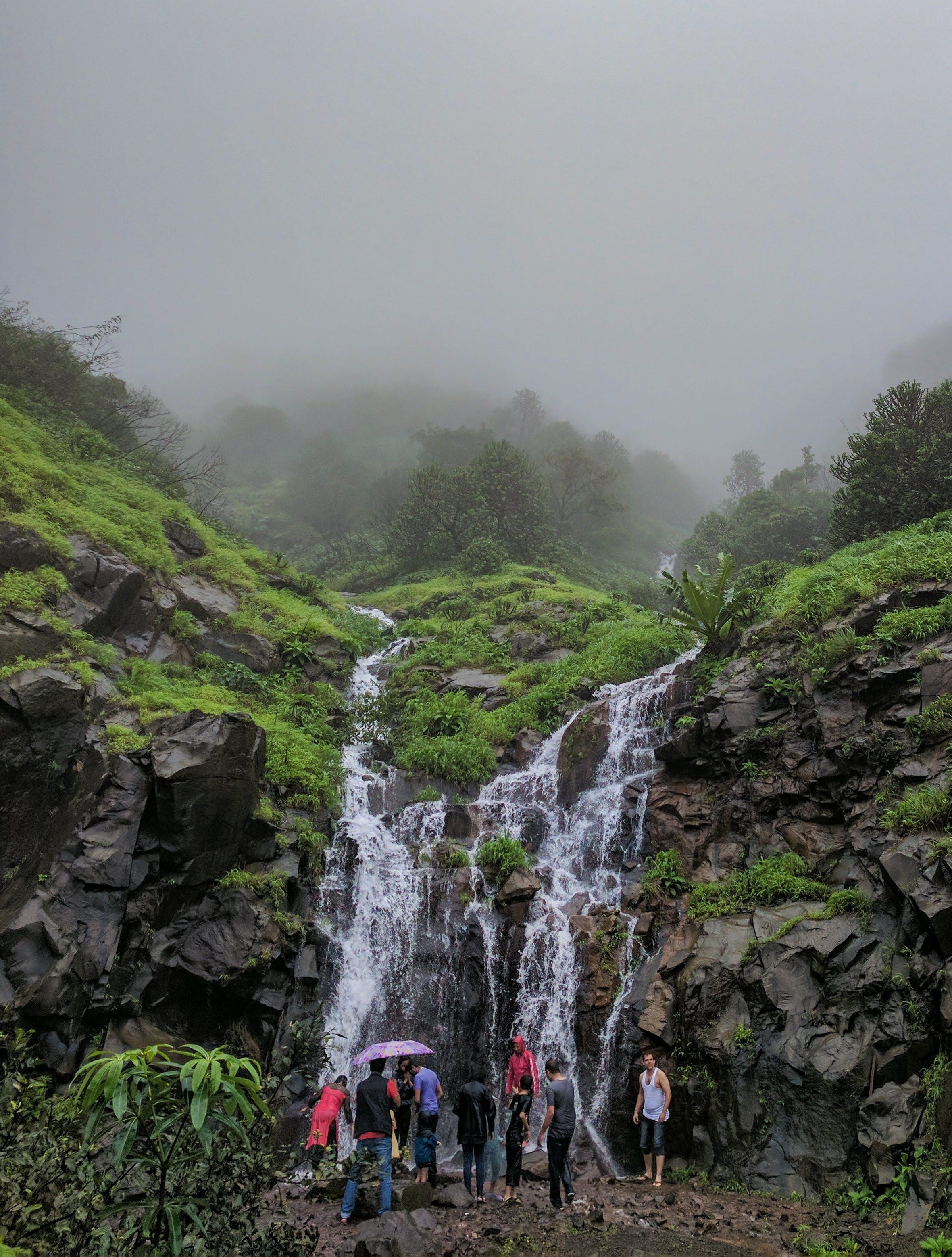 Foto profissional grátis de água, aventura, cachoeiras, cascata