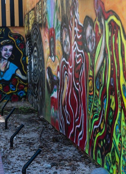 Бесплатное стоковое фото с граффити, мексиканский, минимализм