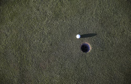 Free stock photo of ball, golf, golf ball, golf course