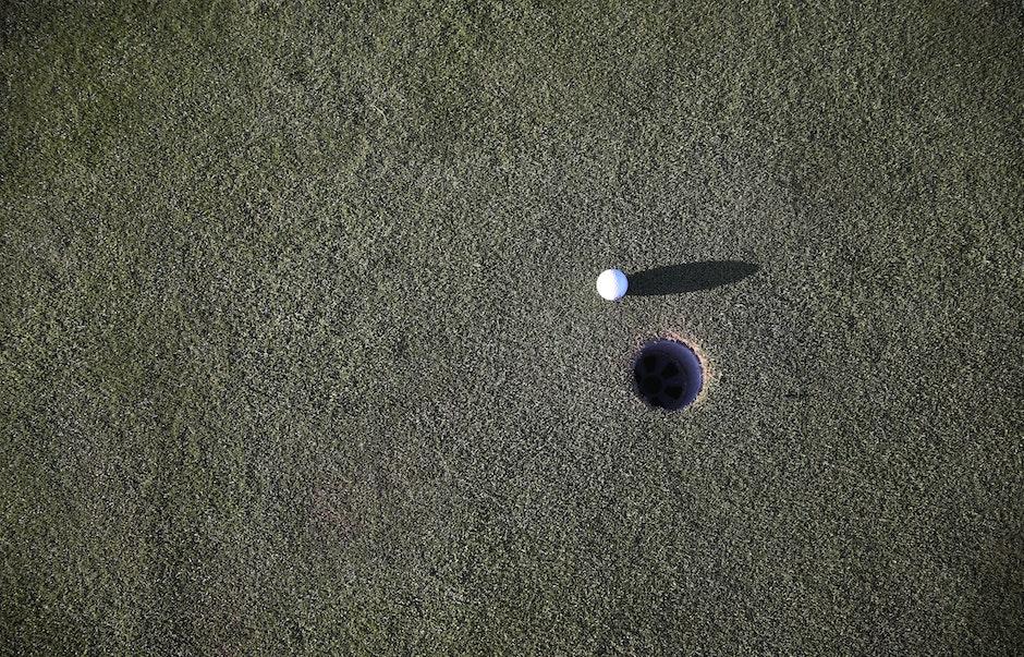 ball, golf, golf ball