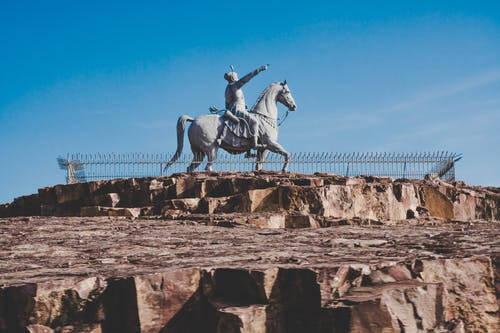 Ảnh lưu trữ miễn phí về chiến binh, chiến tranh, con ngựa, núi