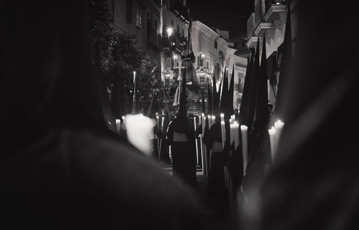 blanco y negro, calle, ciudad