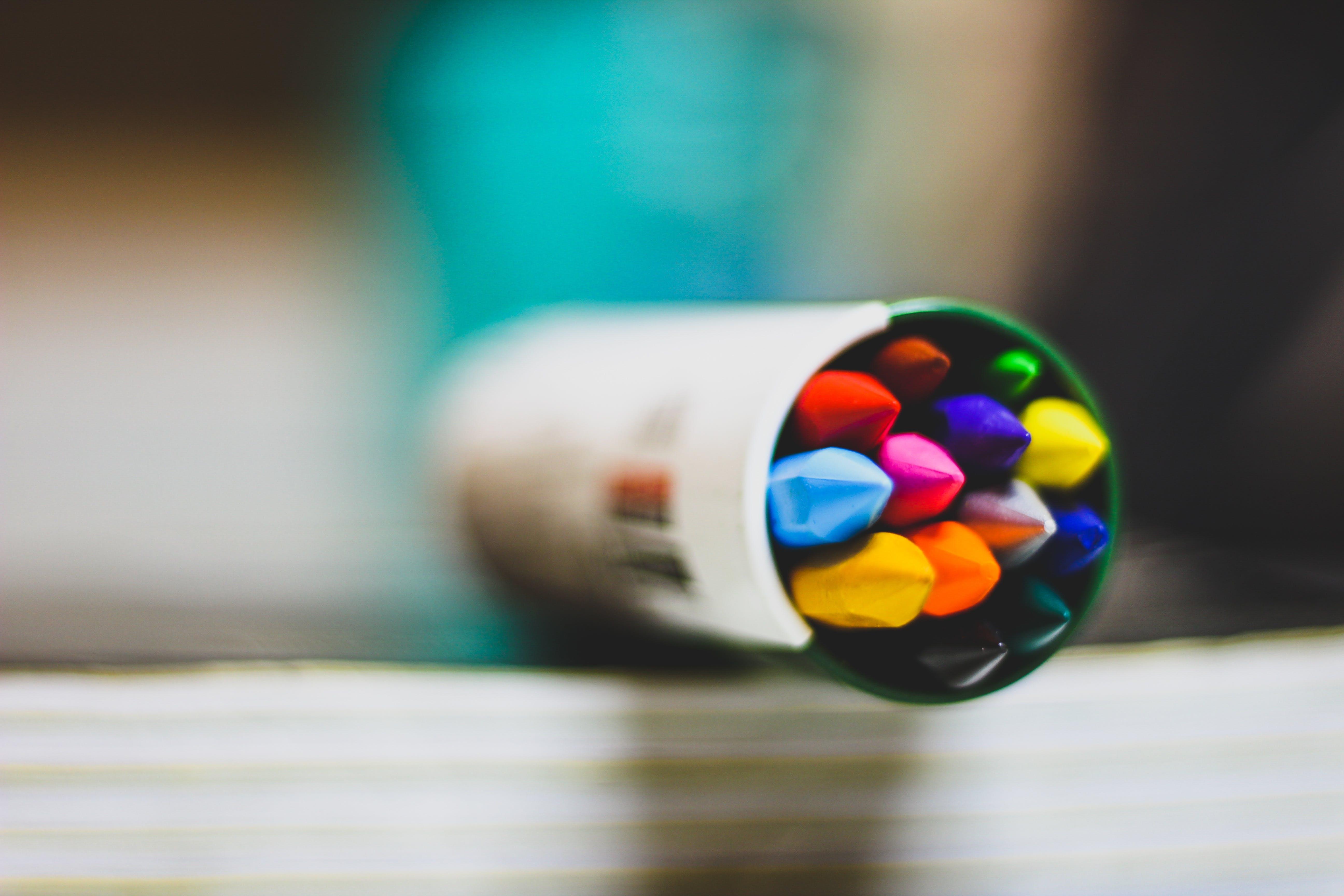 Coloured Pencs