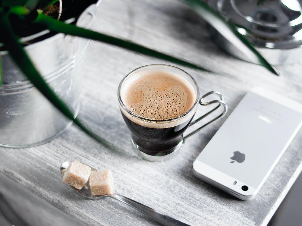 black coffee, buro, coffee