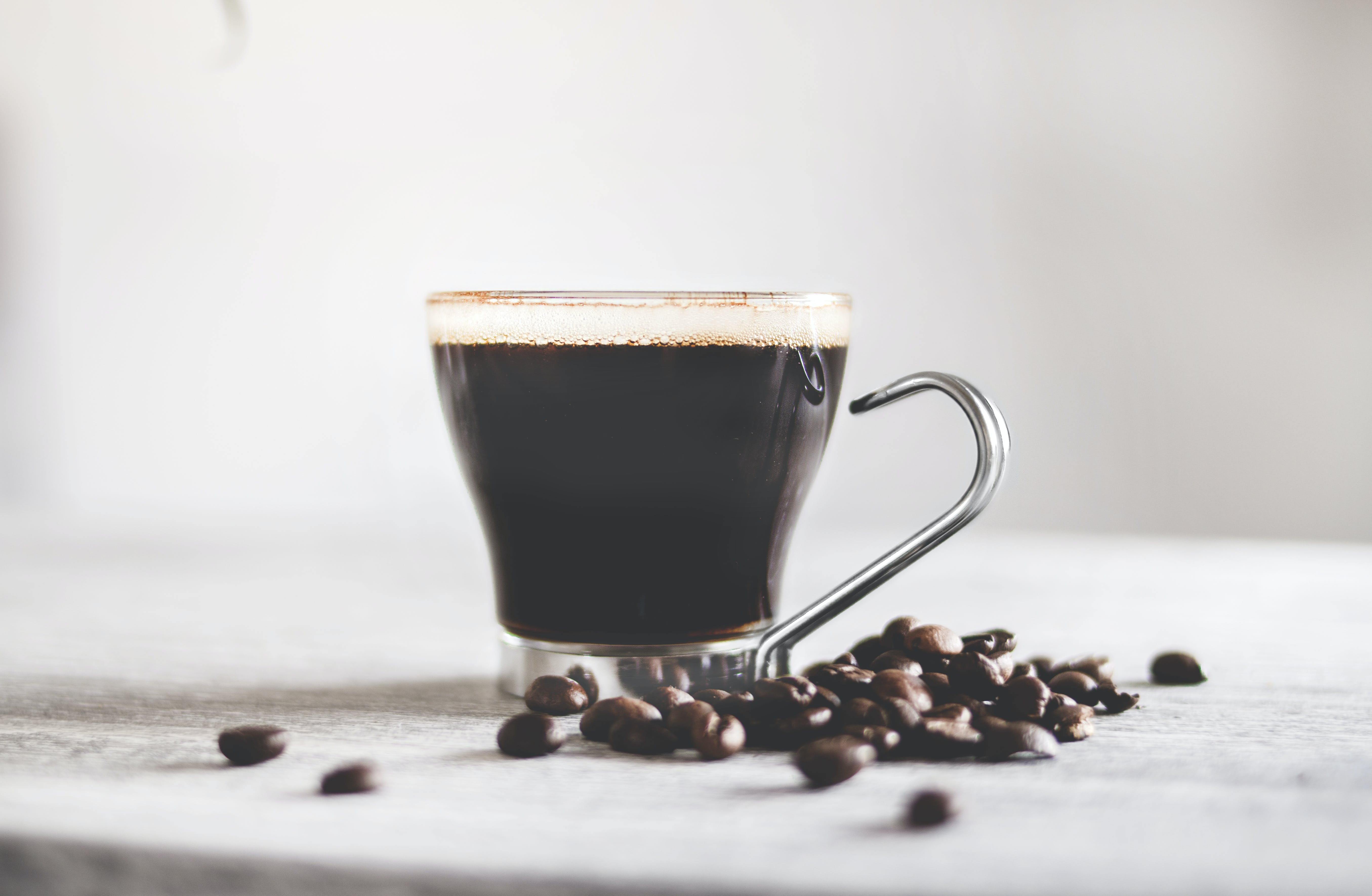 Close-up Photography of Brewed Coffee