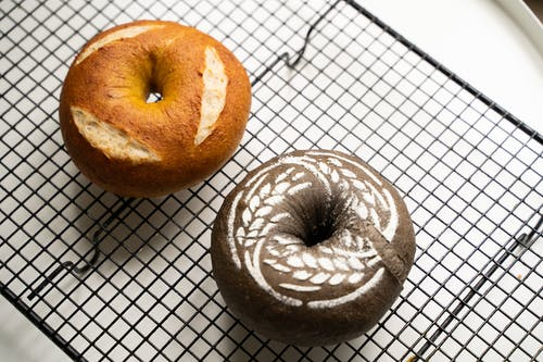 Free stock photo of bagels, bakery, bread