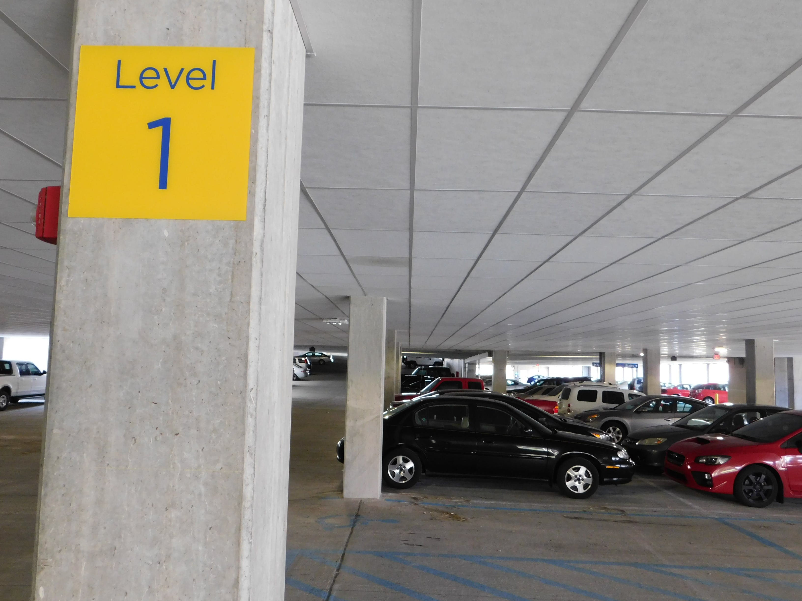 garage, parked cars, parking
