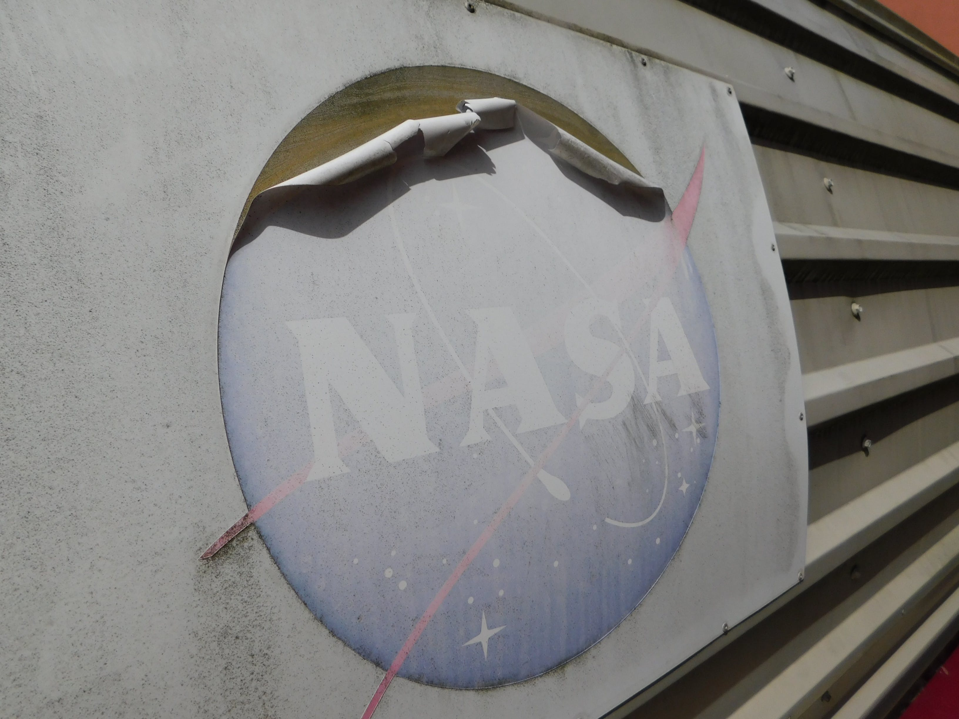 Free stock photo of logo, nasa, old, sign