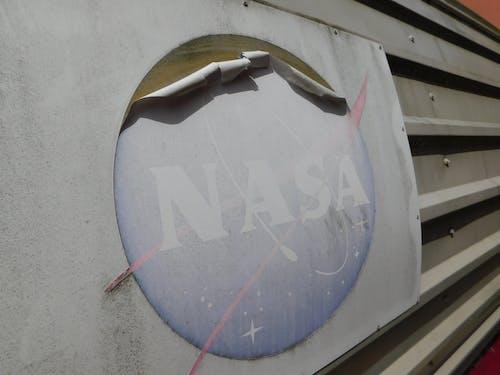 Free stock photo of nasa, sign, space
