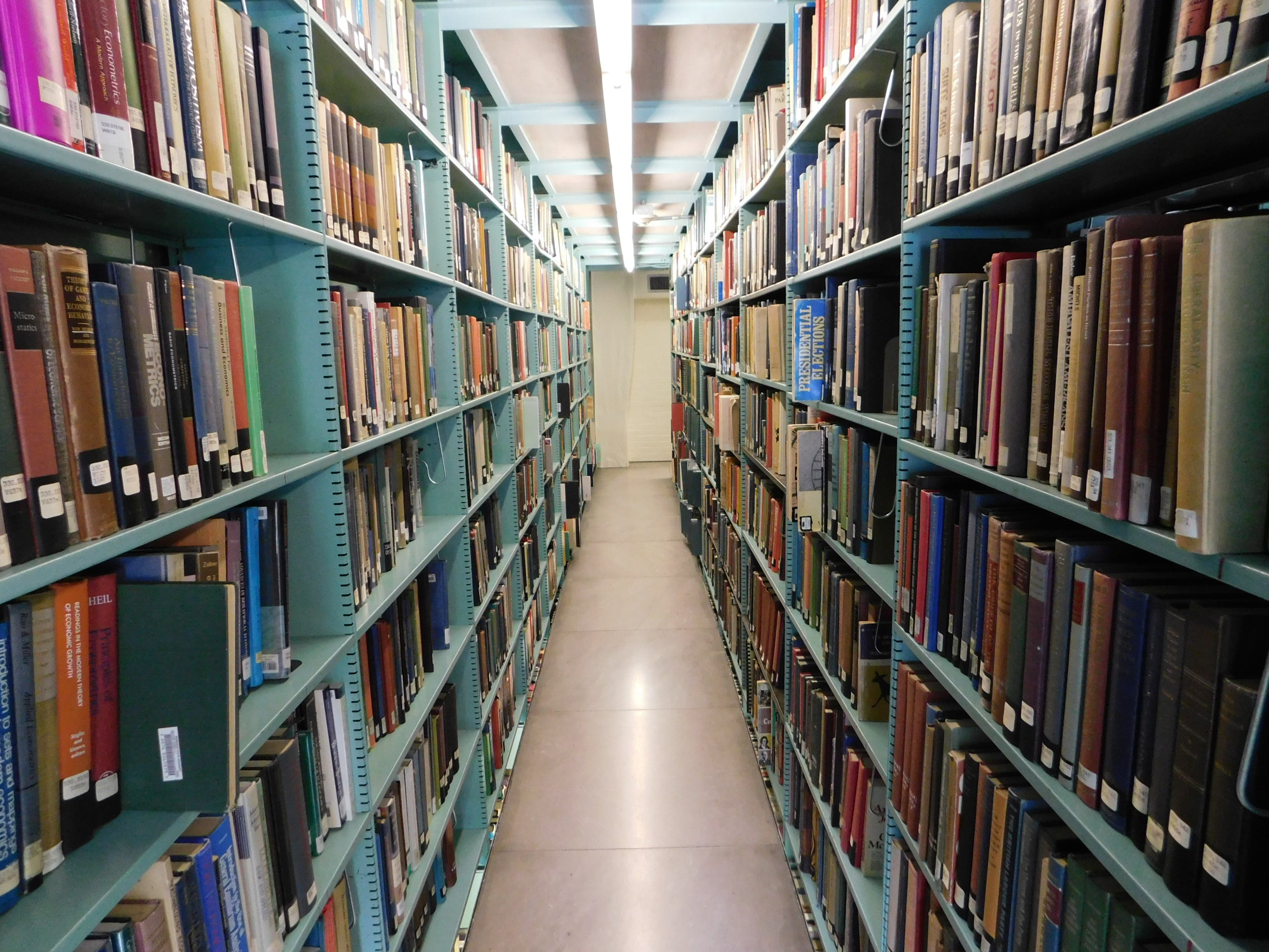 archive, books, library