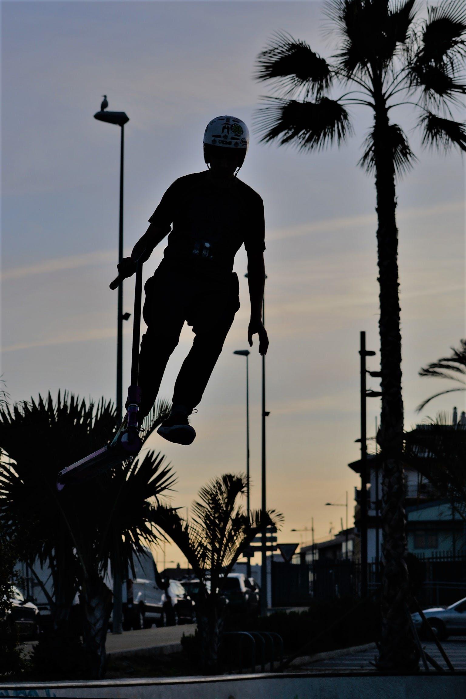 Free stock photo of jump, skate, skater