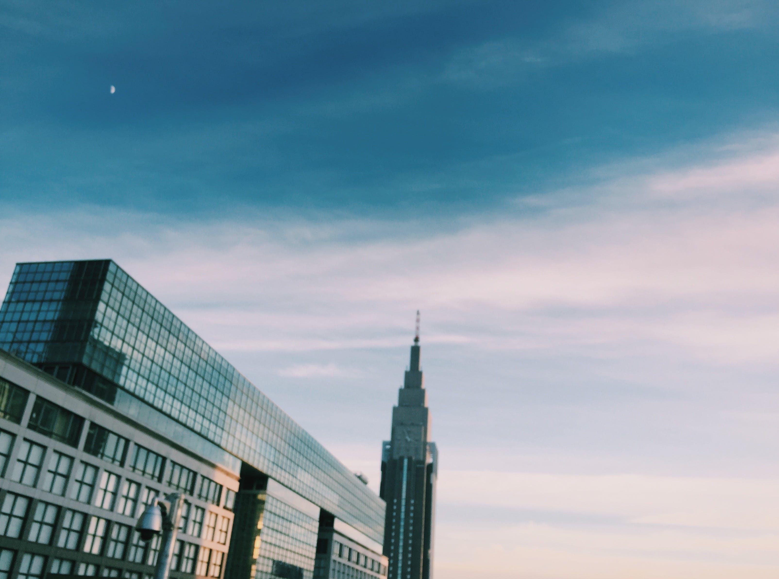 Free stock photo of #sky#tokyo#shinjuku