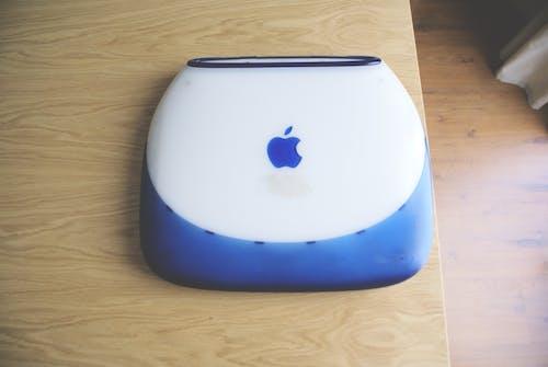 Ilmainen kuvapankkikuva tunnisteilla 1999, apple, kannettava tietokone, varaan