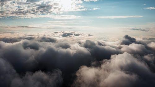Immagine gratuita di alba, cloud, drammatico