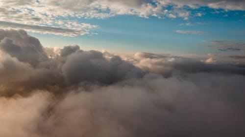 Immagine gratuita di alba, alto, cloud