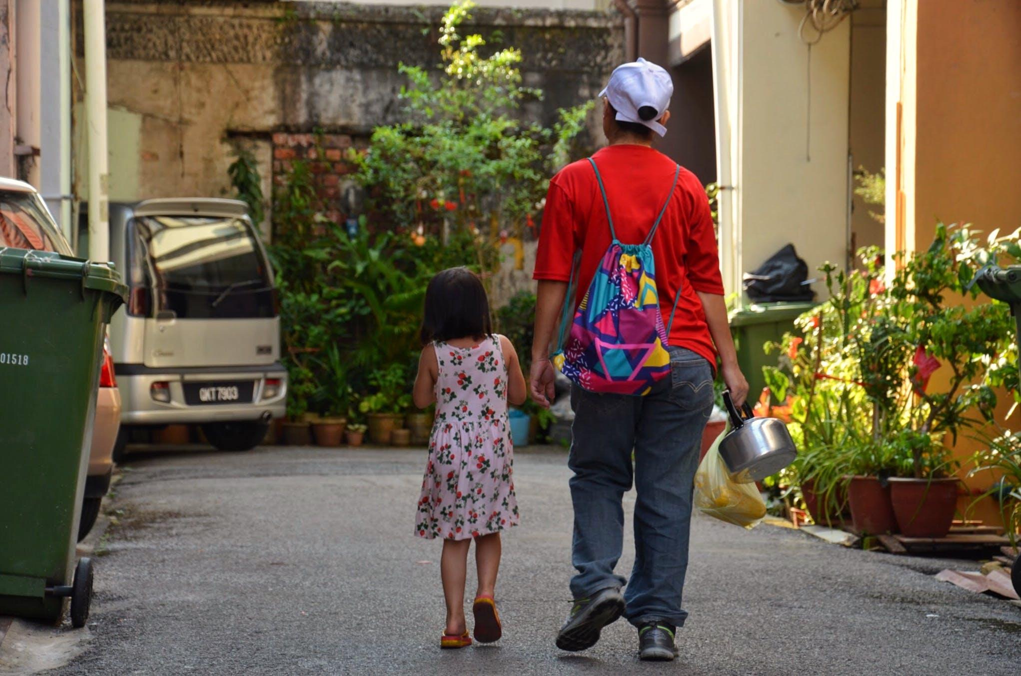 Free stock photo of #family #streetphotography #kuching #sarawak, #malaysia