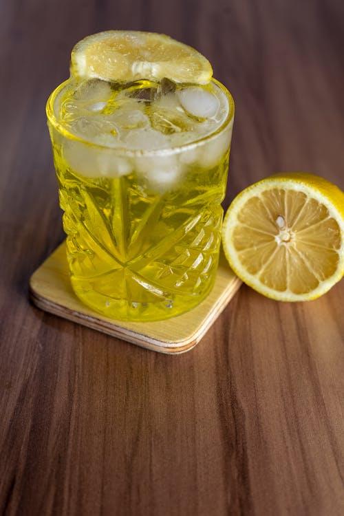 Základová fotografie zdarma na téma citron, citrusový, dřevěný