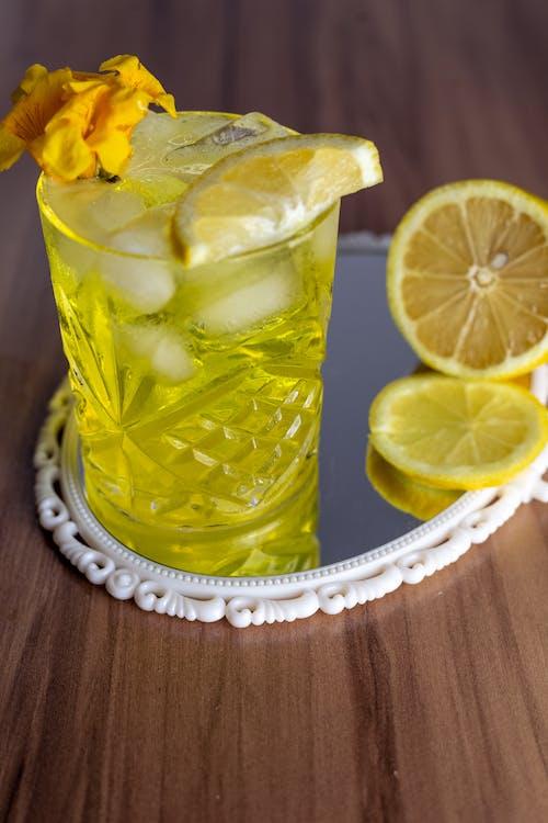 Základová fotografie zdarma na téma čaj, citron, citrusový