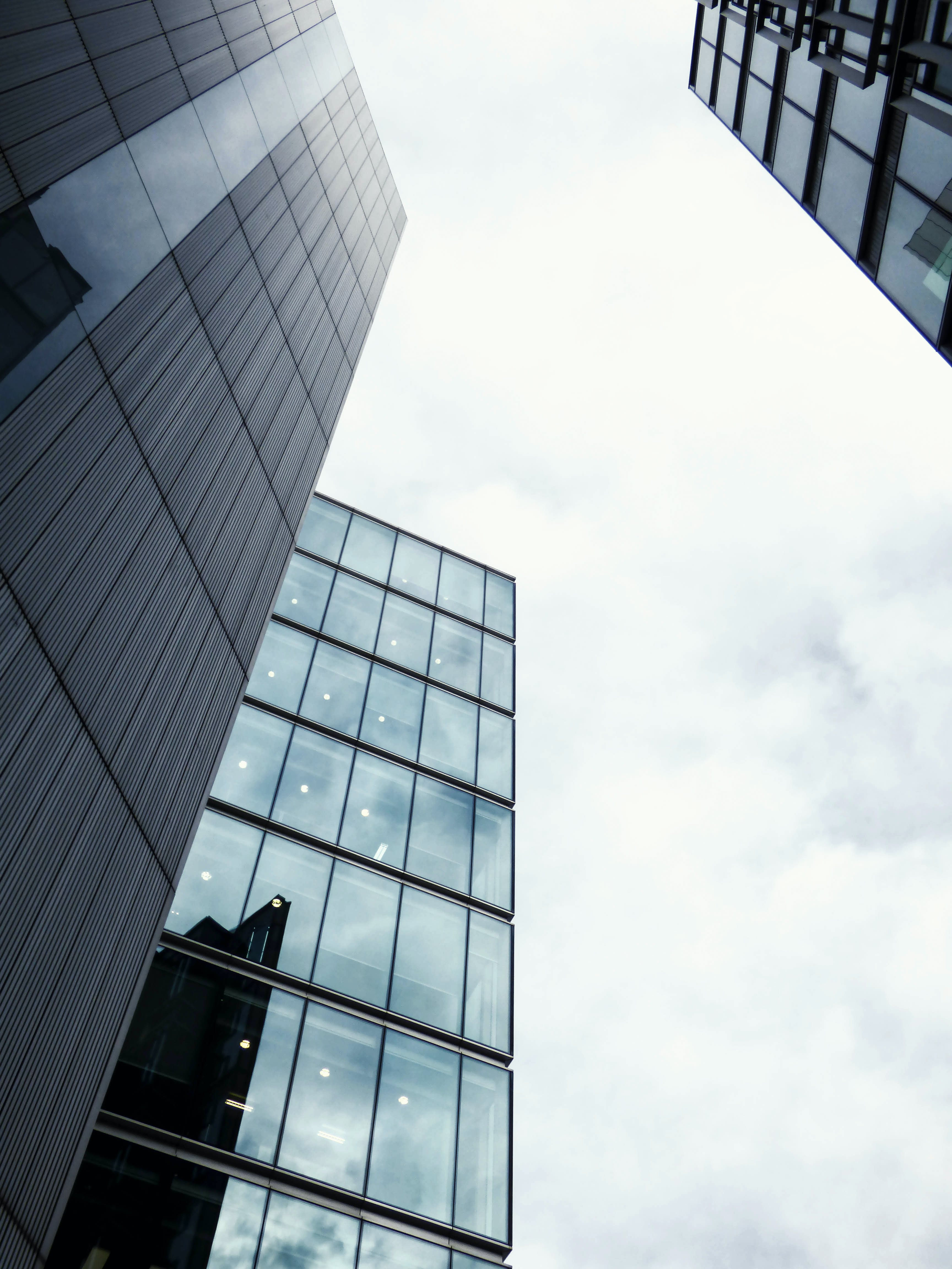 คลังภาพถ่ายฟรี ของ ตัวเมือง, ตึก, ตึกระฟ้า, ท้องฟ้า