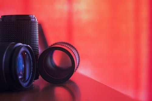 Free stock photo of camera lens, canon, color, lens