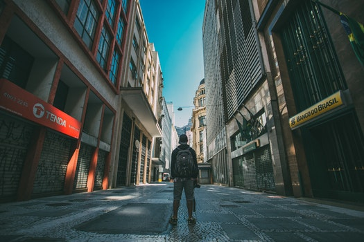 Free stock photo of man, person, street, photographer