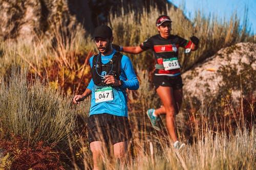 Základová fotografie zdarma na téma akční energie, aktivní, běžec