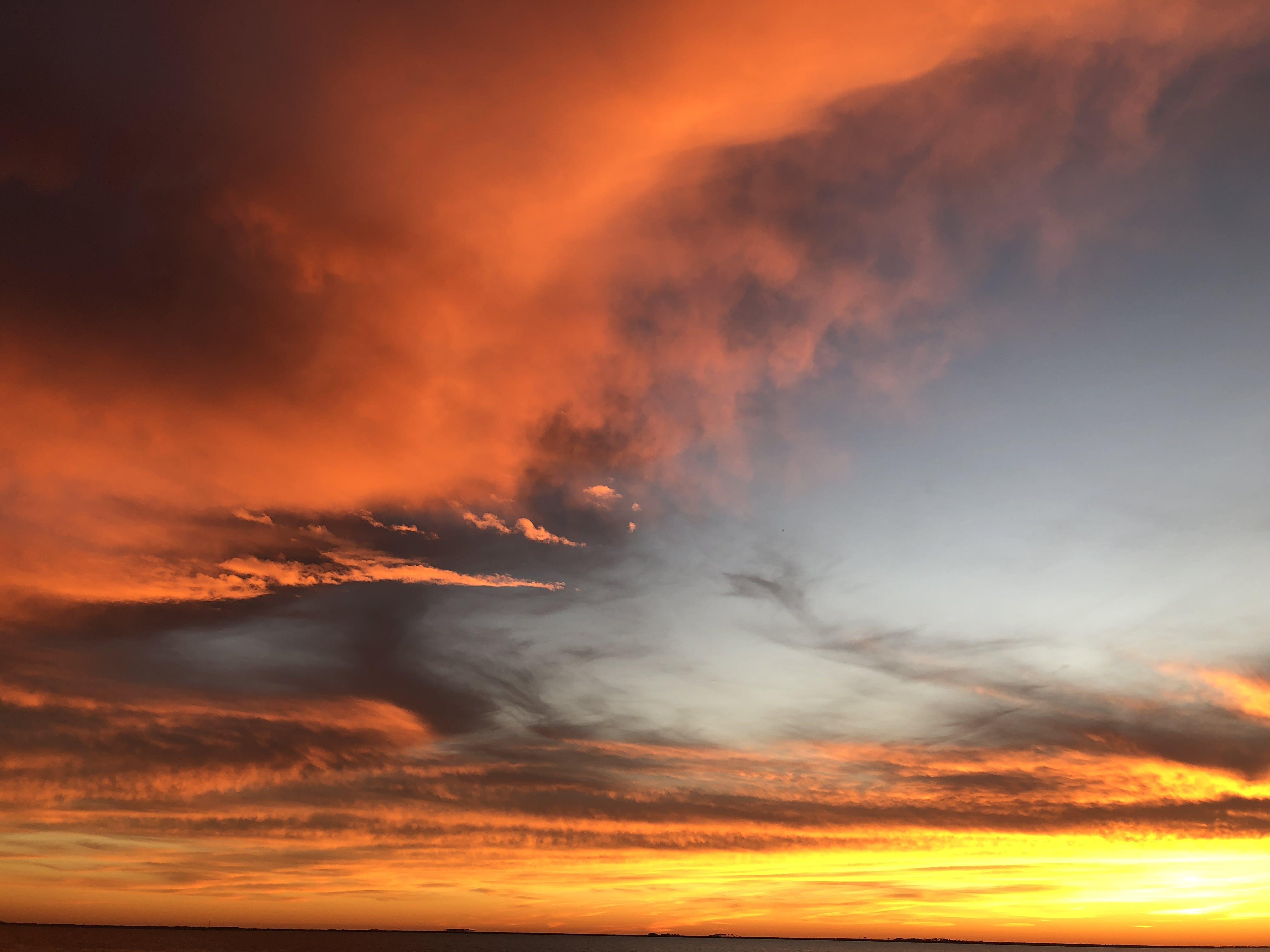 Sky During Sunrise