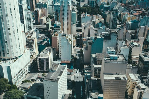 Základová fotografie zdarma na téma apartmány, architektonický návrh, architektura, budovy