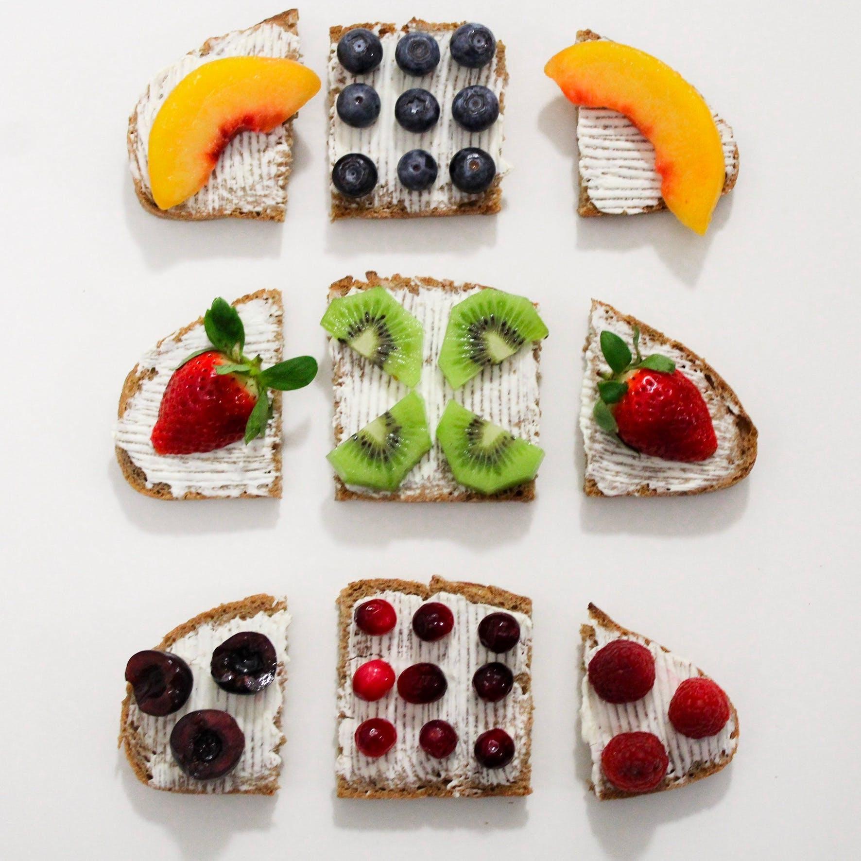 Kostenloses Stock Foto zu essen, gesund, vegetarier, tisch