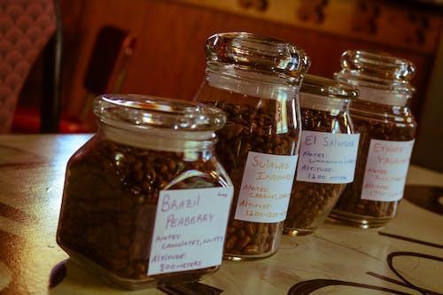 Darmowe zdjęcie z galerii z fasola, kawa, kawiarnia, ziarna kawy