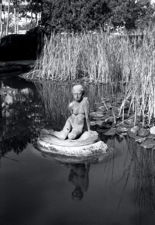 35mm, 공원, 동상의 무료 스톡 사진