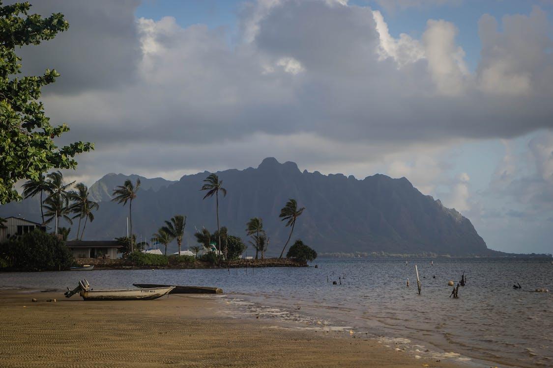 hawaii, pantai