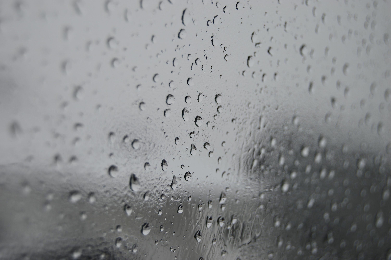 Free stock photo of water, car, rain, window