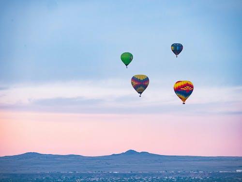 Free stock photo of albuquerque, albuquerque balloon fiesta, balloon