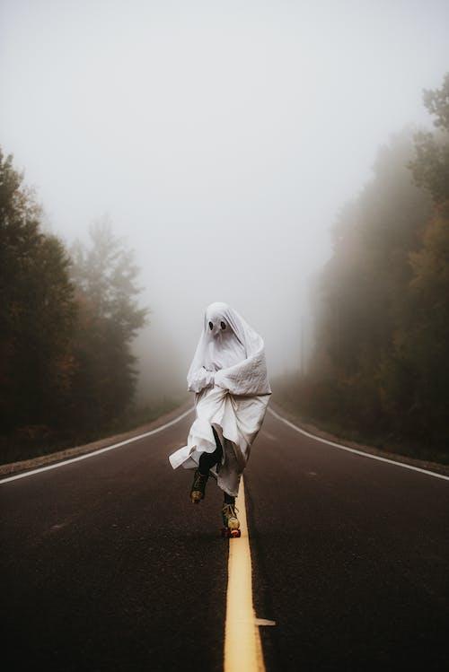 Ingyenes stockfotó halloween, kísérteties, köd témában