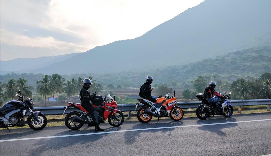 Red Honda Repsol Motorcycle