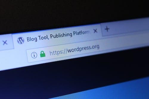 Free stock photo of address bar, https. green lock, URL, wordpress
