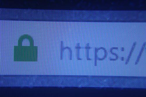 Free stock photo of address bar, green lock, https, secure