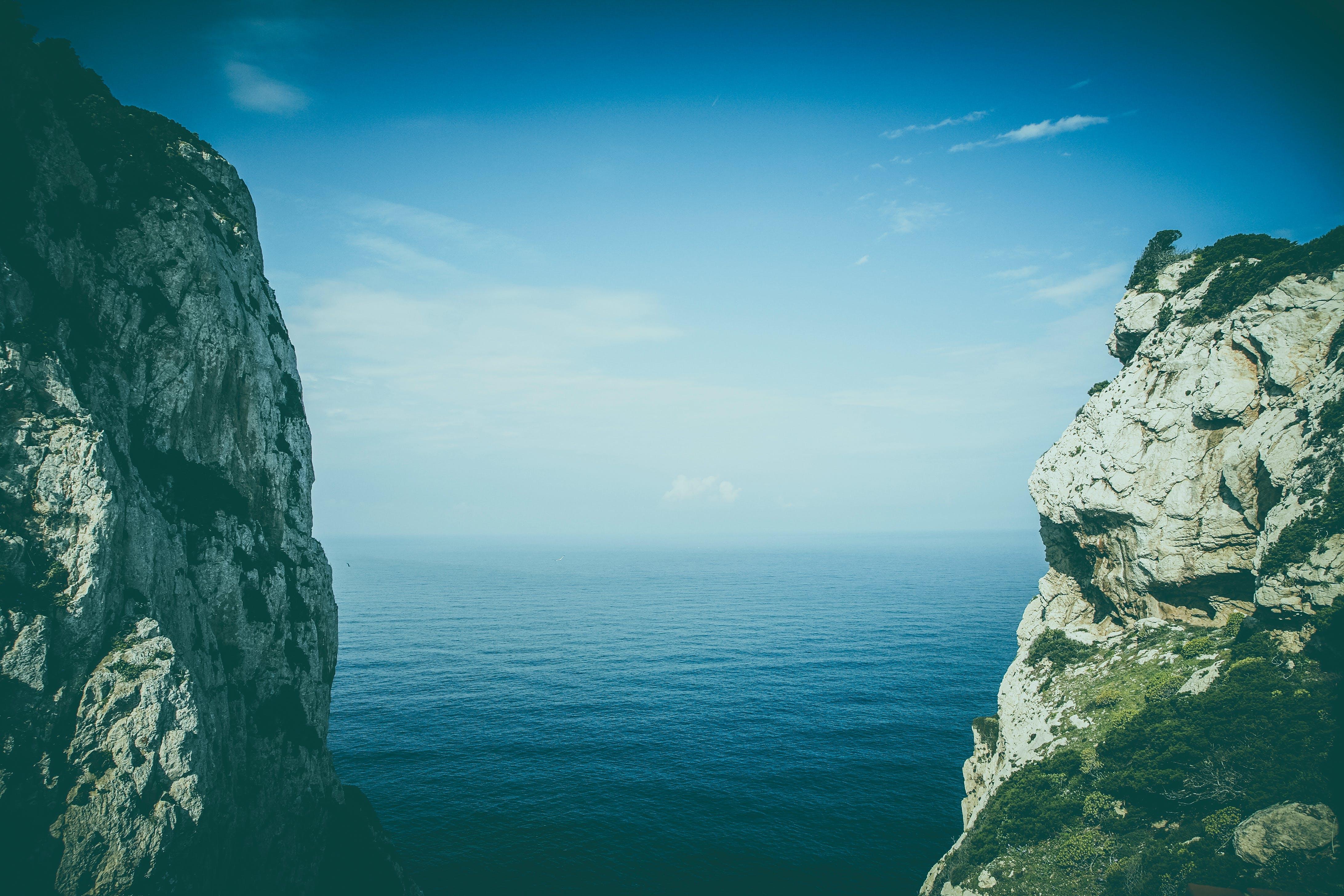 Free stock photo of sea, nature, sky, ocean
