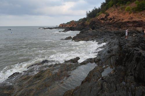 Ingyenes stockfotó mélytengeri, óceánpart, rock, strand témában