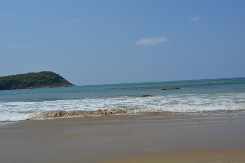 Ingyenes stockfotó Békés, óceánpart, strand, sziklás part témában