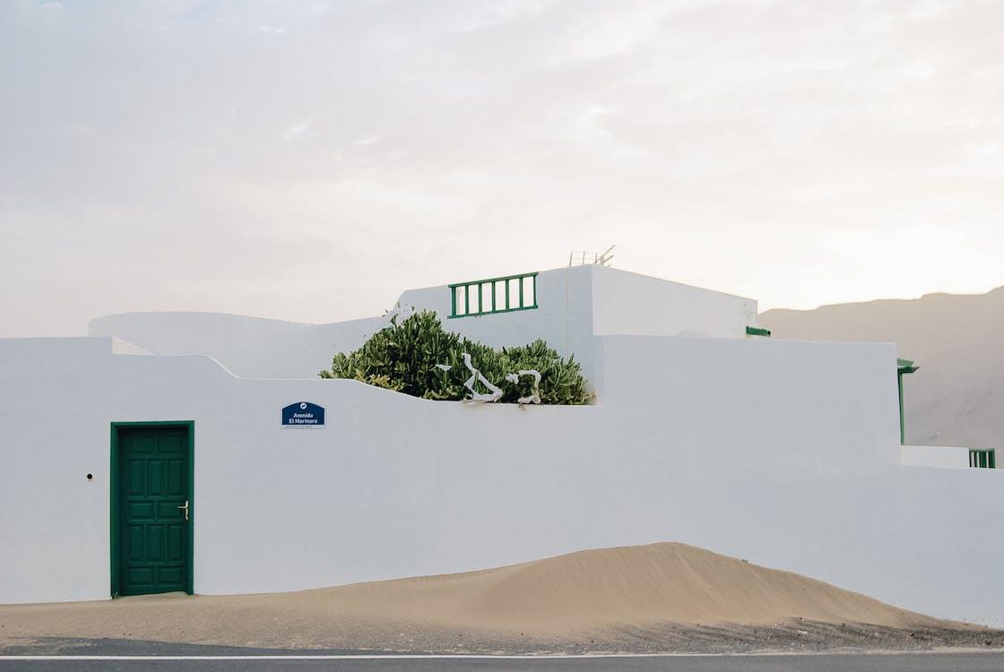 arhitectură, cer, clădire
