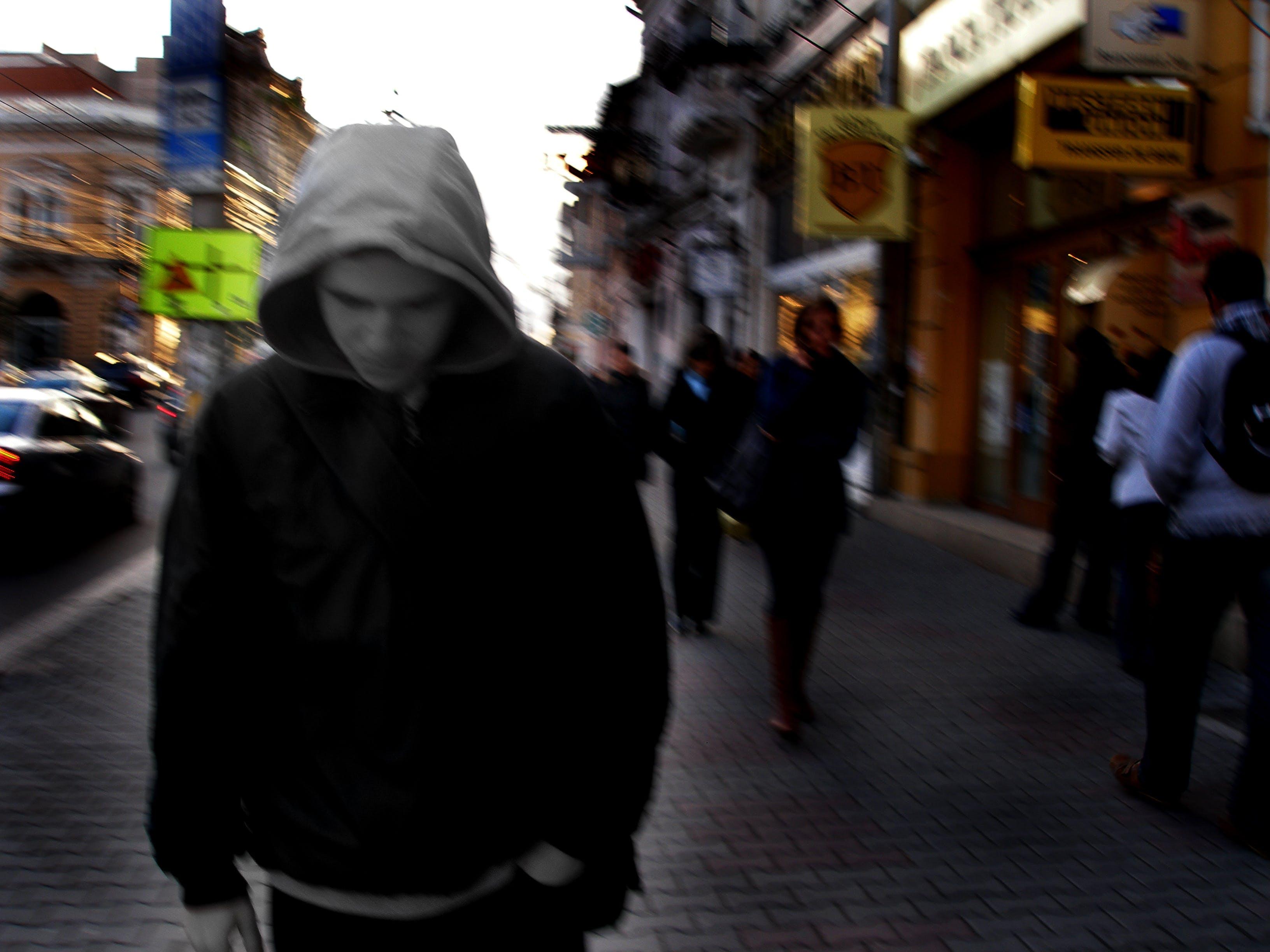 Free stock photo of street life