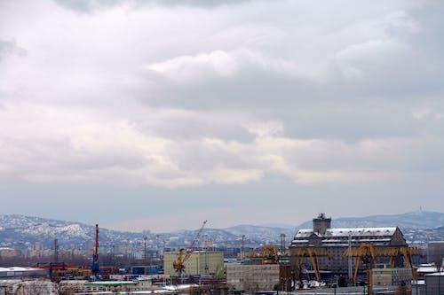 Gratis lagerfoto af bjerg, Budapest, bygning, csepel