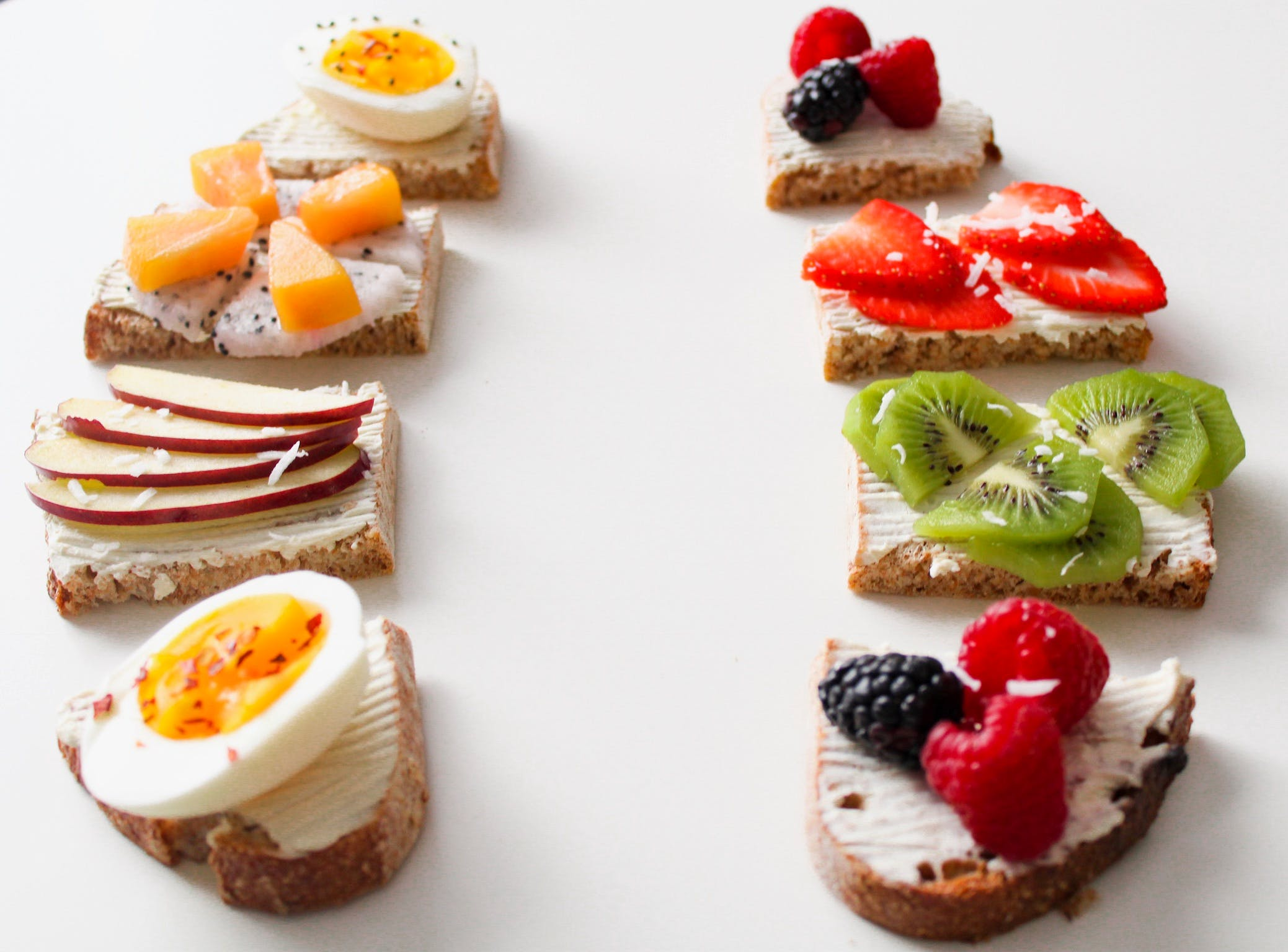 Photo of Bread With Fruits