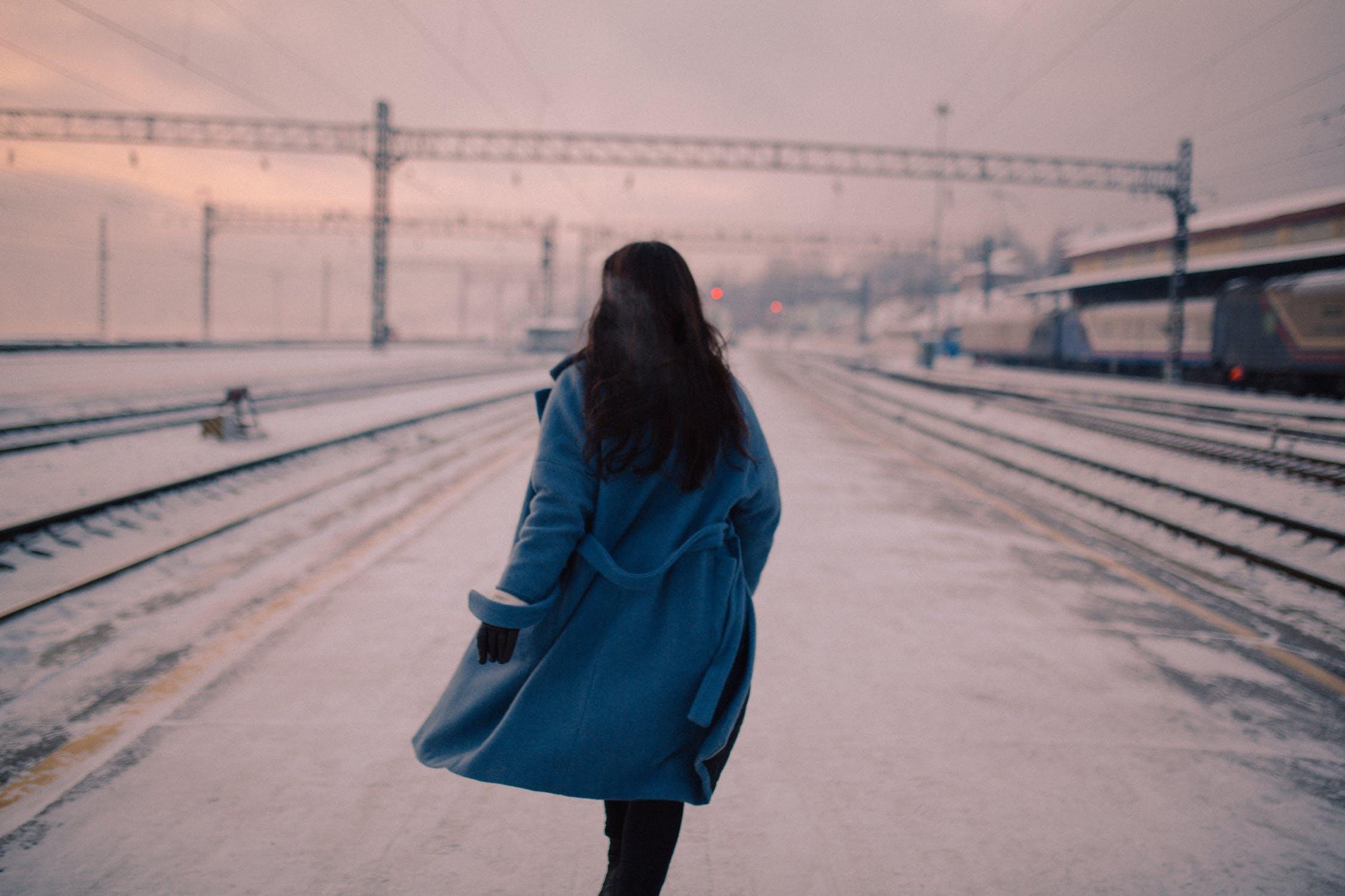 Winter @ Photo by Daria Nekipelova from Pexels